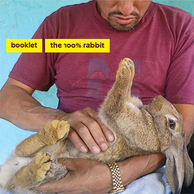 Booklet album: The 100% Rabbit